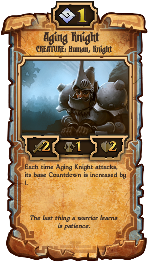 232_Aging Knight