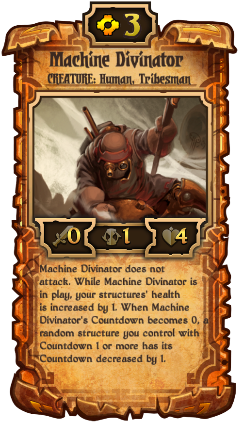 258_Machine Divinator
